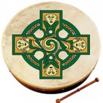Bodhran, Gallen Cross 18